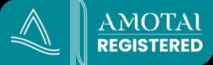 Amotai Registered Badge